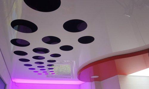 sufit dwuwarstowy