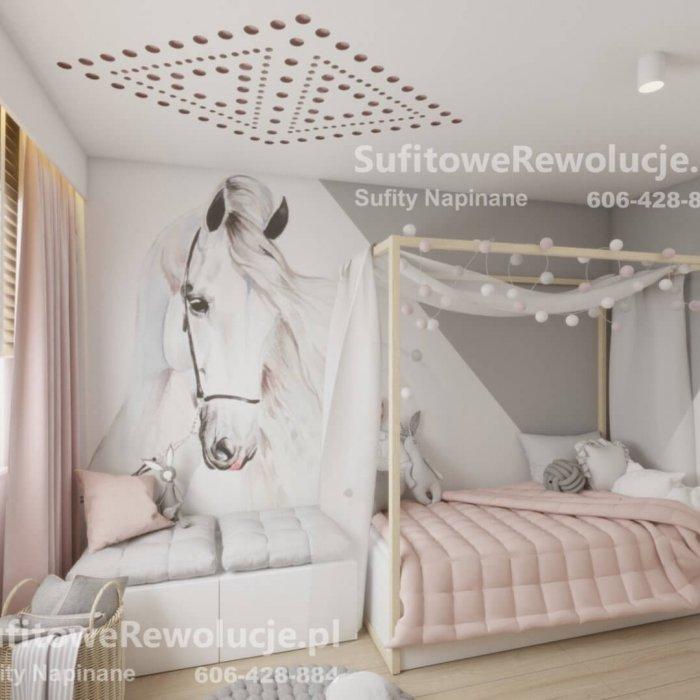 pokój dla miłośniczki koni